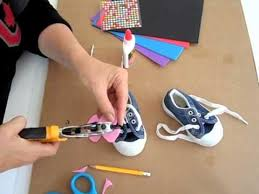 Decorate Shoes Decorate Kids U0027 Shoes Owimo Design Upcycling Youtube