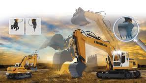 radio controlled rc excavator digger remote control tractor dumper