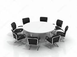 Circular Meeting Table Circular Meeting Room Table Small Office Meeting Table White