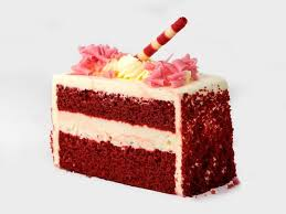 red velvet cake slice freed u0027s bakery