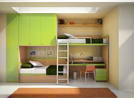 Metal Bunk Bed With Desk Underneath Bedroom Engaging Modern Twin Loft Chrome And Dark Grey Metal