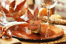 creative thanksgiving place card ideas homesfeed