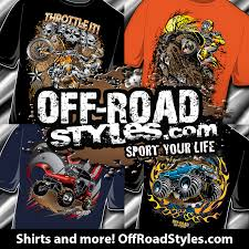 no fear motocross gear custom shirts u2013 off road styles