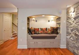 Family Room Decor Pictures by Basement Awesome White Basement Ceiling Ideas With Bench And