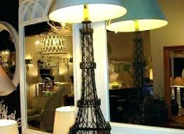 light tower parts plus eiffel tower floor l antique wicker floor l and with tower