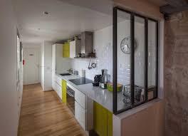 comment am駭ager une cuisine en longueur comment aménager une cuisine en longueur galerie avec amenager une