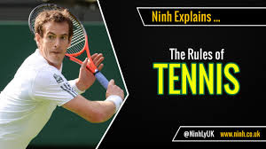 the rules of tennis explained youtube
