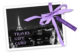 travel gift certificates discover the new travel gift card by i louvre i louvre