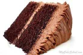 chocolate cake a doctored mix recipe my cake