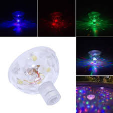 12v led disco lights led swimming pool disco lights show colorful pond spa tub party