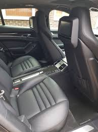 porsche panamera interior back seat 18 year old is raffling off a porsche panamera turbo for 35 a