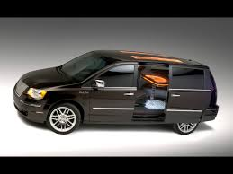 chrysler town u0026 country black jack photos photogallery with 5