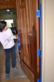 painting your front door the easy way the diy village paint your front door and totally like it i am hardware how to paint