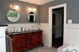 gatco bathroom mirrors gatco bathroom mirrors traditional master with tile floors wall 2