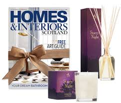 country homes and interiors subscription subscribe homes interiors scotland