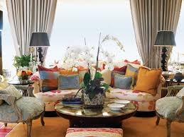 dorothy draper interior designer carleton varney in real color