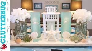 Pottery Barn Living Room Ideas by Diy Beach Theme Decor Ideas Pottery Barn Hack Youtube