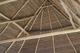 Mexican Thatch Roofing by Making Shift A Beautiful Thatched Roof