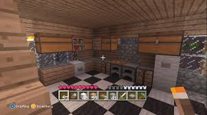minecraft kitchen furniture minecraft pe furniture ideas kitchen ideas for minecraft xbox 360
