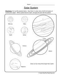 solar system coloring page free printable solar system coloring