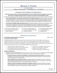 Federal Government Resume Template Resume Sample General Counsel Templates Free Lawyer Examples 4