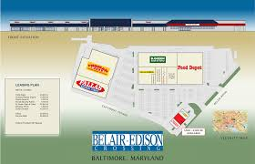Bel Air Floor Plan by Baltimore Md Belair Edison Crossing Retail Space For Lease