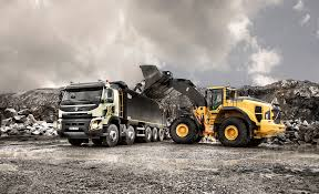 volvo trucks volvo trucks showcase construction truck innovations at hillhead
