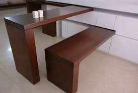 folding kitchen table design of solid wood folding table with