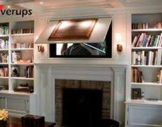 television over fireplace 101 or at least 10 ways to hide your television flat screen