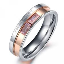 titanium wedding rings philippines you are my only titanium steel promise ring wedding