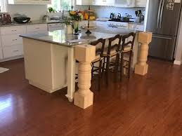 kitchen base cabinets legs kitchen island leg size