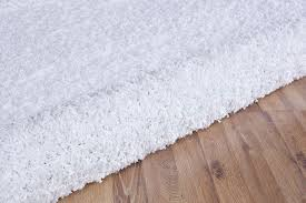 Plain White Rug Shaggy Rug White Soft Warm Carpet Modern Rugs Contemporary Plain