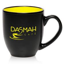 custom 16 oz hilo bistro two tone ceramic mugs 5003 discountmugs