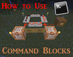 how to use command blocks in minecraft levelskip
