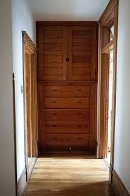 built in hallway cabinets built in hallway cabinet linen closet door built in hallway cabinet