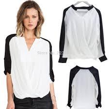 Black Blouses For Work Womens Black Blouses For Work Fashion Ql