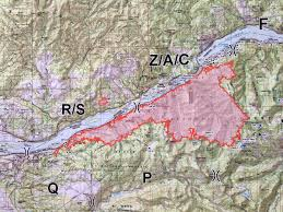 Washington State Fire Map by Hood River Residents Asked To Get Ready To Evacuate