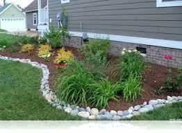 Garden Club Ideas White Rock Garden Rock Landscape Edging Ideas White Rock Gardens
