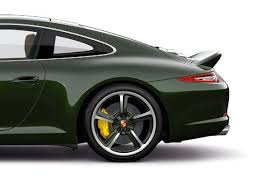 porsche 911 dark green porsche 911 club coupe lifestyles defined