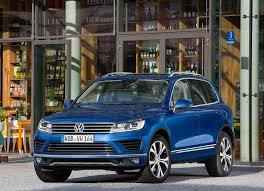 volkswagen touareg 4motion awd system a comprehensive review