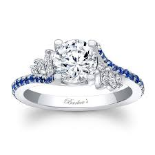 sapphire and engagement rings barkev s blue sapphire engagement ring 7908lbs