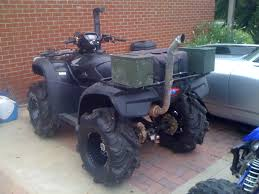 mudding tires mud review honda foreman forums rubicon rincon rancher