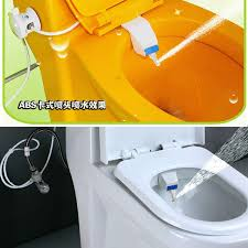 How To Use Bidet Toilet Best Hs8100 Simple Use Bidet Toilet Seat Wc Spray Washer For
