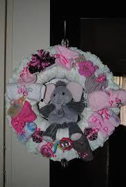 40 best diaper wreaths images on pinterest diaper wreath baby