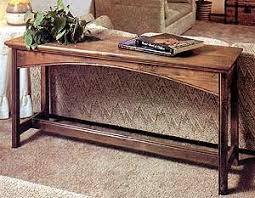 Woodworking Plans Light Table by 119 Best Sofa Table Plans And Hall Table Plans Images On Pinterest