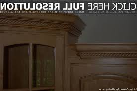 kitchen molding ideas charming kitchen cabinet crown molding ideas and adding crown