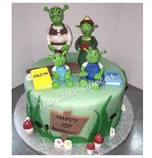shrek anniversary cake yelp