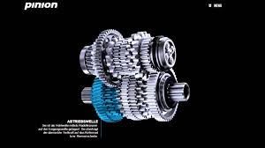 inside a pinion gearbox youtube