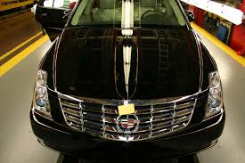 cadillac dts awaits place in bulgari collection