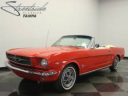 1965 mustang convertible for sale ebay ebay 1965 ford mustang c code 289 v8 auto power top paint